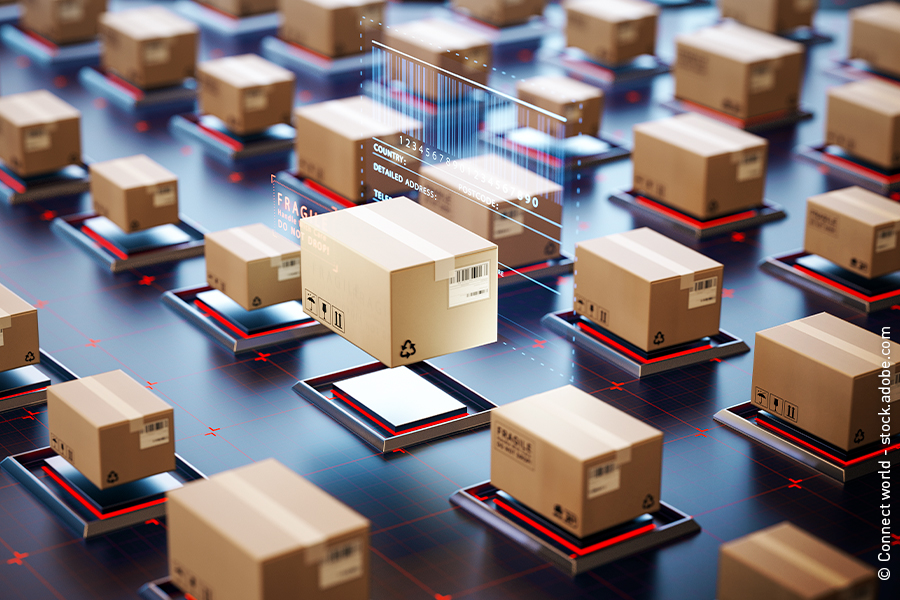Smart logistics reduces costs along the delivery chain